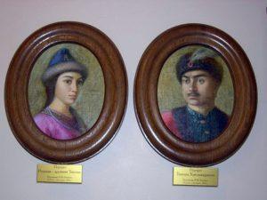 Розанда і Тиміш