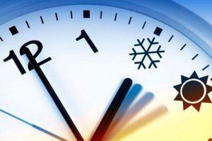 годинник час