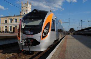 швидкісний потяг