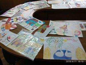 Охорона праці конкурс малюнків