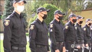 новобранці поліція