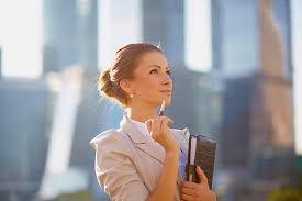 жінка підприємець