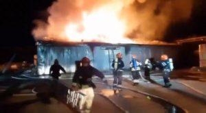 пожежа Черкаси