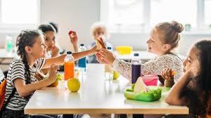 діти харчування школа