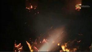 пожежа Білоусівка