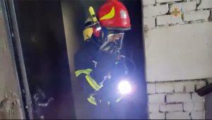 тренування пожежники